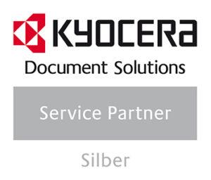 Kyocera Silber - Service Partner